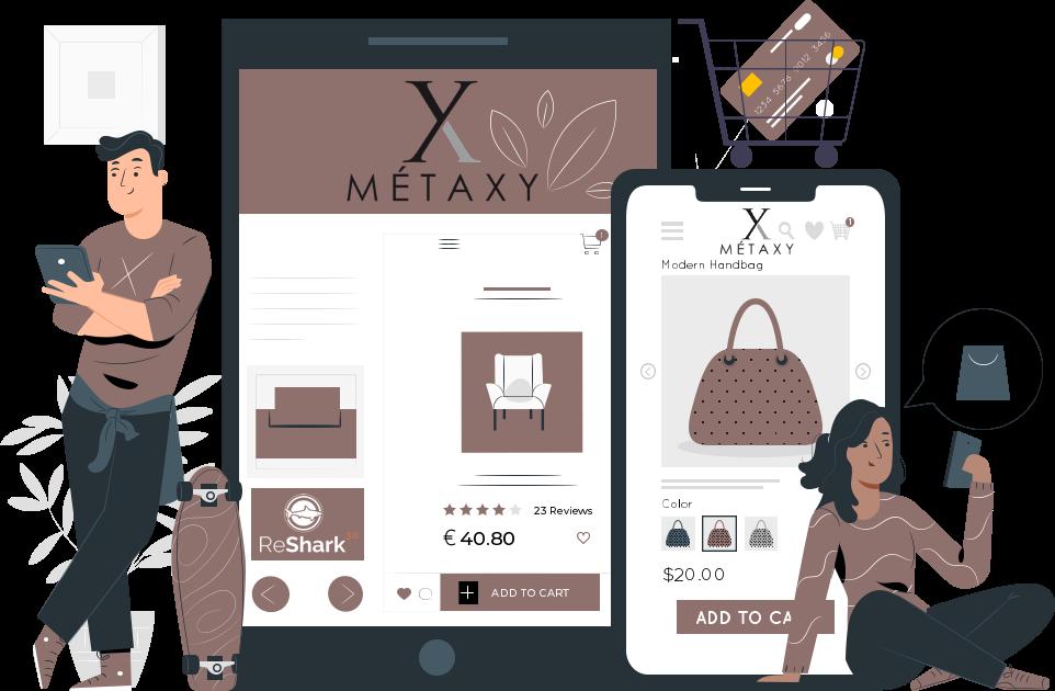 Metaxy Digital Transformation