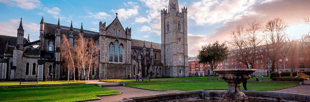 Spedire in Irlanda