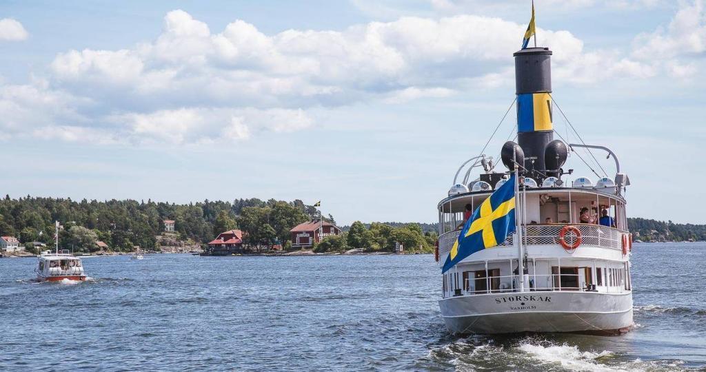 Spedire in Svezia