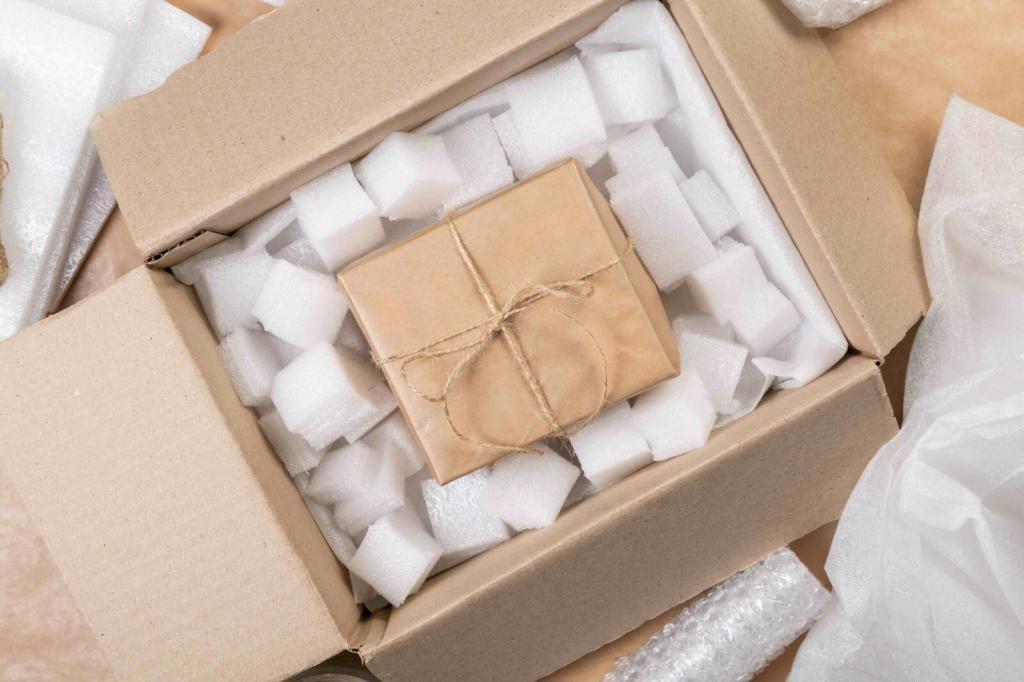 Imballaggio Polistirolo