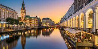 Spedire ad Amburgo