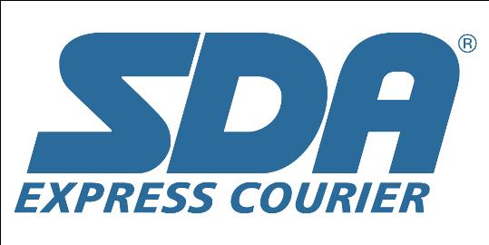SDA Spedizioni Logo